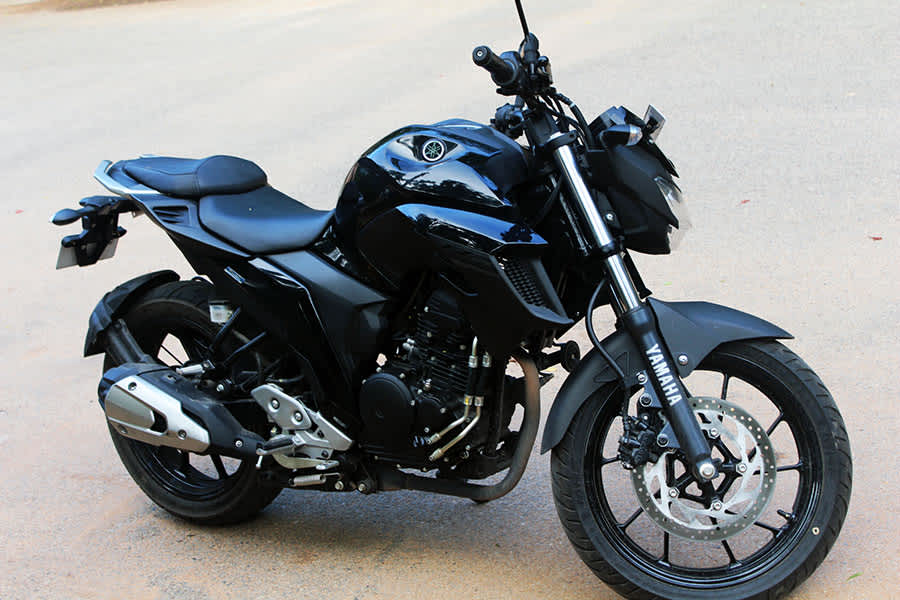 Yamaha Fz25 Best 250cc Motorcycle In Nepal Auto Cell