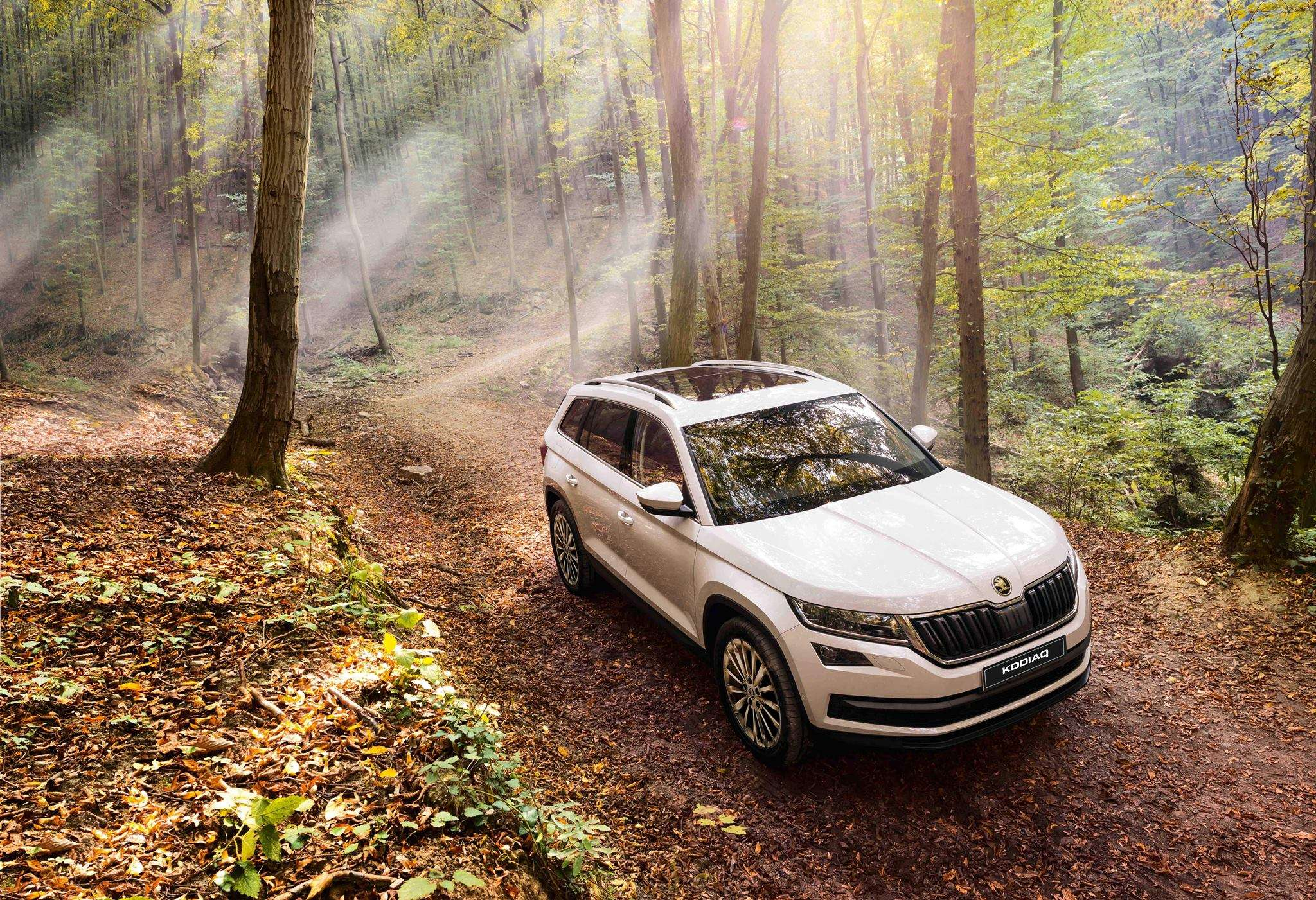 Skoda Kodiaq Launched In Nepal For Rs 1 36 Crore Autoncell