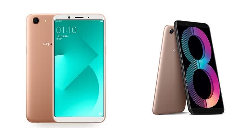 Oppo A83 2018 launched in Nepal with 4GB of RAM | Auto&Cell