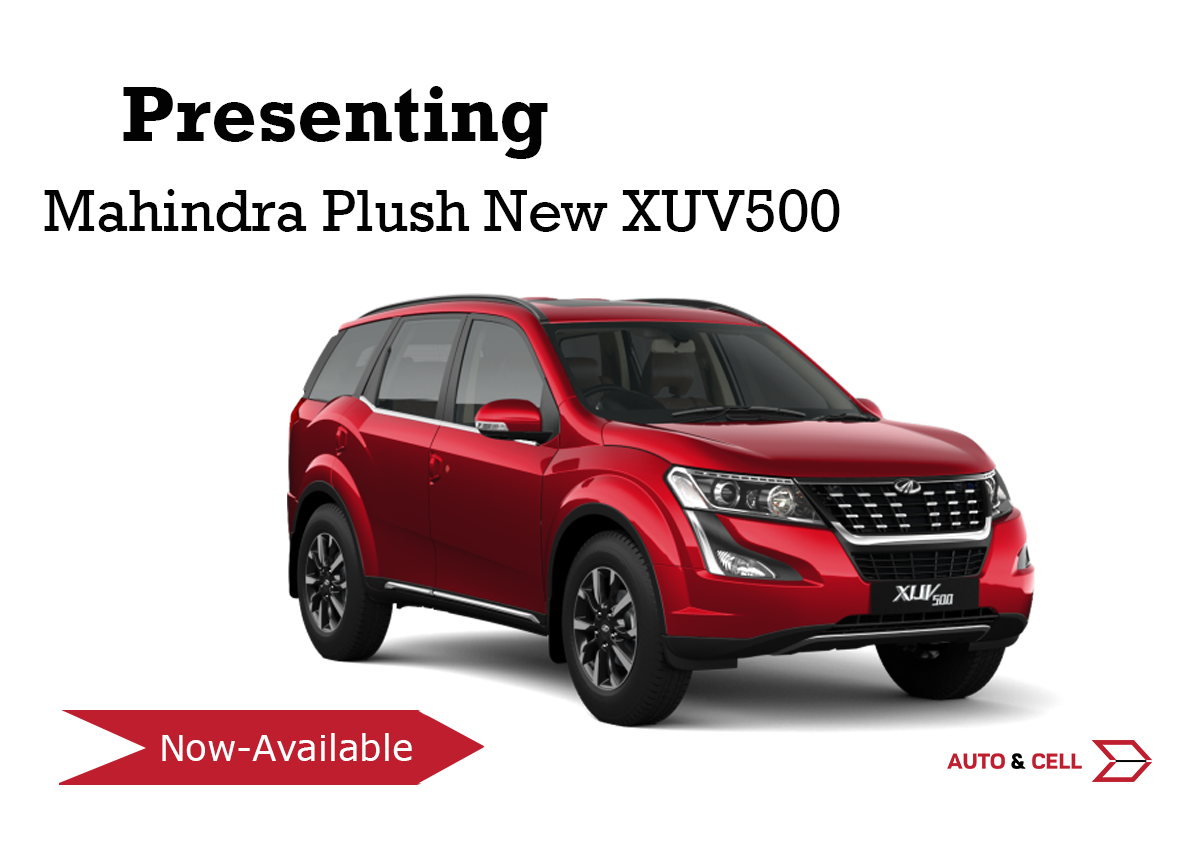 Mahindra Plush Xuv 500 Now Available In Nepal Worth The Price Tag