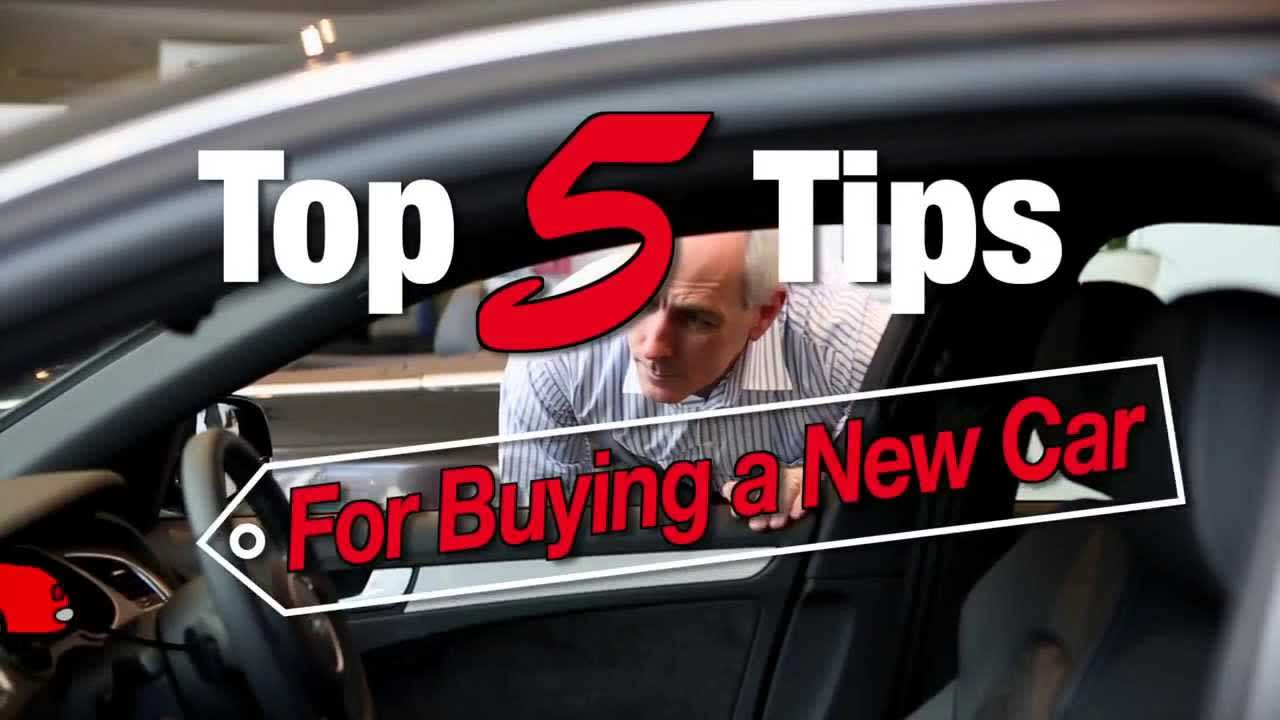 Top 5 Important Things to Remember while buying a new car